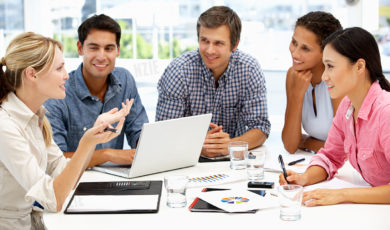Colaboradores satisfeitos é o segredo para o sucesso de uma empresa