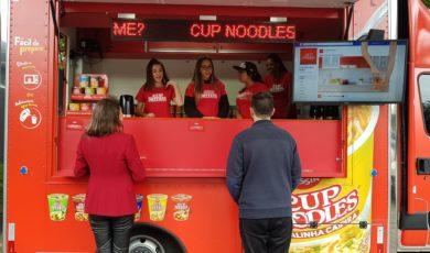 Ação de Experiência – Food Truck