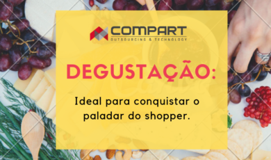 Degustação de alimentos saudáveis nos pontos de venda: a melhor opção para conquistar o paladar dos consumidores.