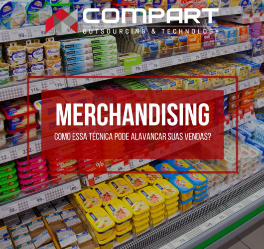 MERCHANDISING: A técnica que pode alavancar suas vendas.